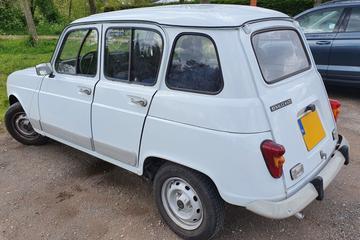 Renault 4 (1991) - In het Wild