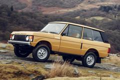 Als nieuw, uit de fabriek: Range Rover Reborn