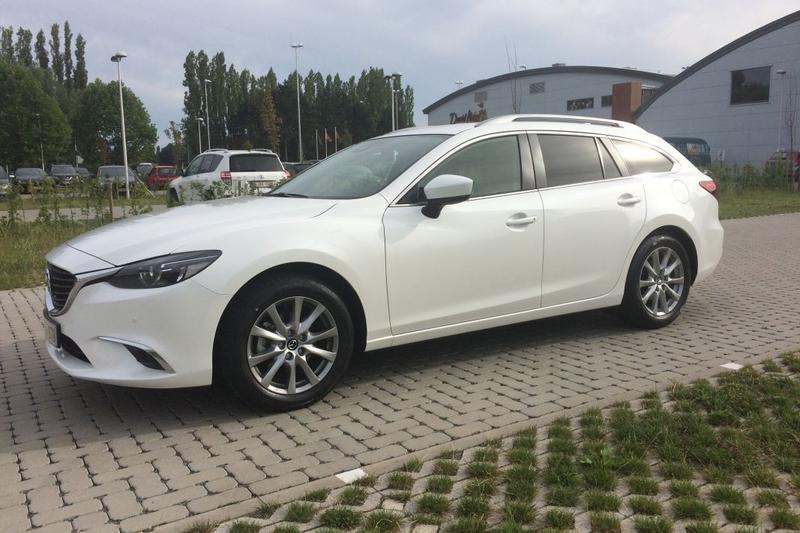 Mazda 6 SportBreak SkyActiv-D 2.2 150 Skylease GT (2017)