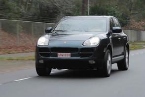 Porsche Cayenne - 2004 - 401.833 km - Klokje Rond