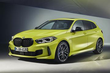 BMW M135i xDrive verbeterd