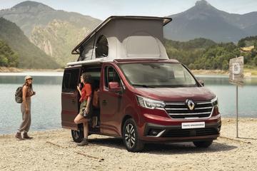 Renault pakt uit met nieuwe kampeerauto's