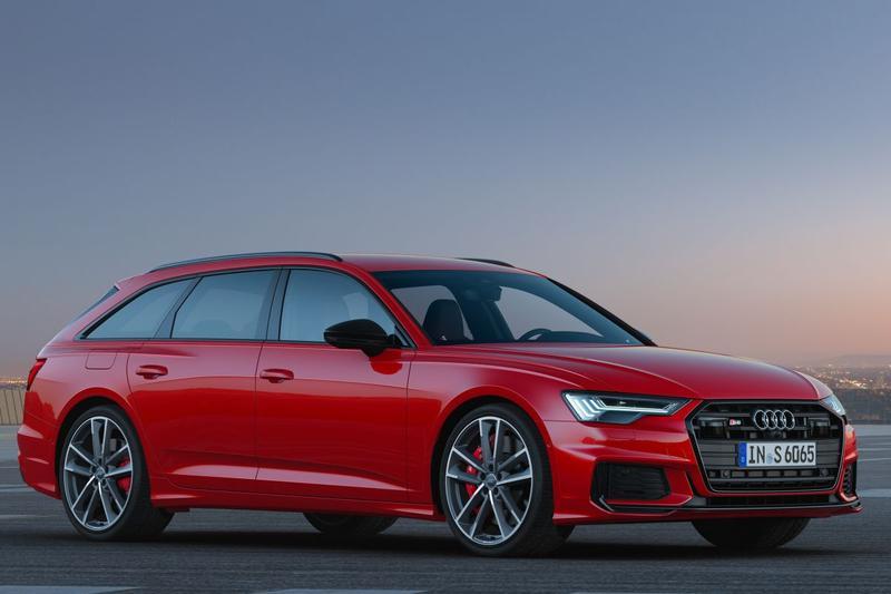 Audi S6 en S7