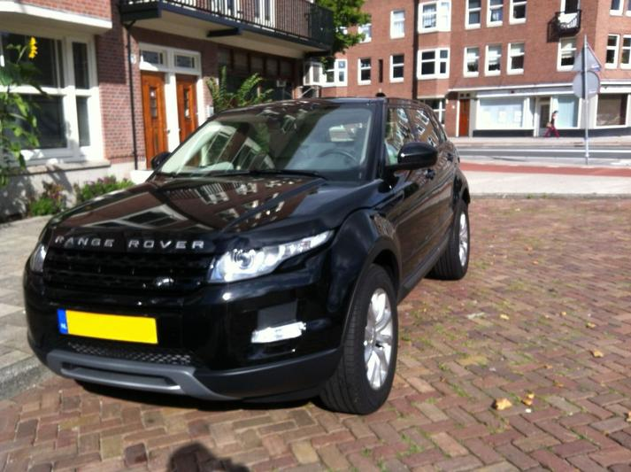 Land Rover Range Rover Evoque 2.2 eD4 2WD Pure Business Editi (2014)