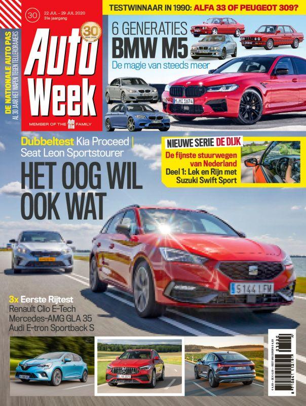 AutoWeek 30 2020