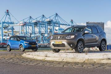 Dacia Duster TCe 125 4x4 - Ford Ecosport 1.0 Ecoboost