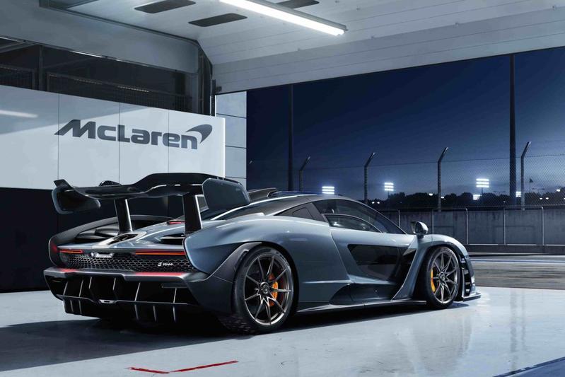McLaren Senna ontketend!