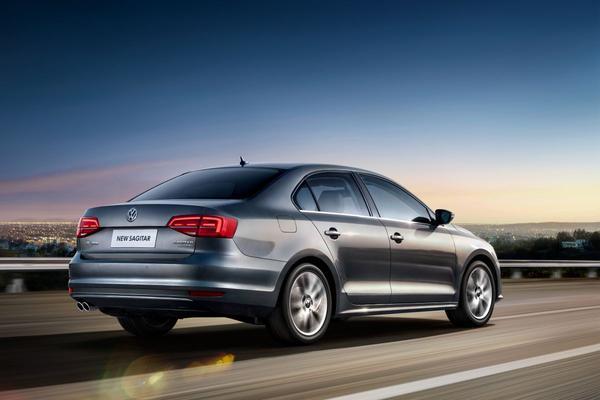 Volkswagen China Sagitar Bora