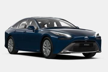 Toyota Mirai - Back to Basics