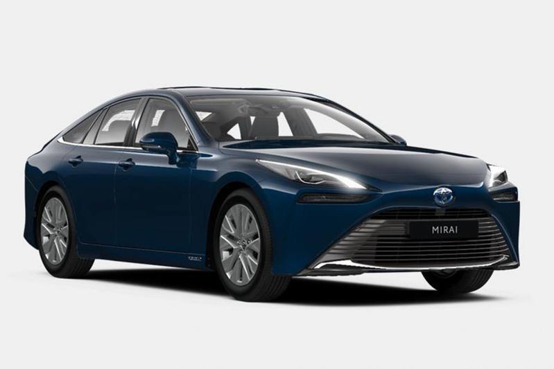 Toyota Mirai back to basics