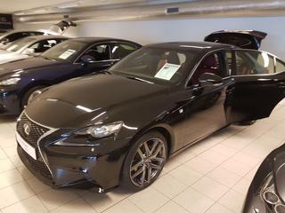 Lexus IS 300h F Sport Line (2014)