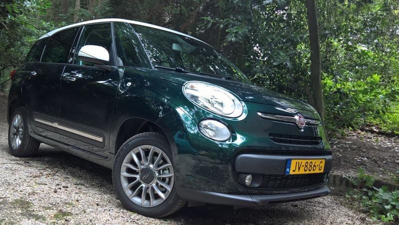 Fiat 500L Living TwinAir CNG Lounge (2016)