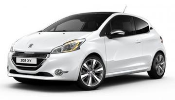 Peugeot 208 XY 1.6 VTi (2014)