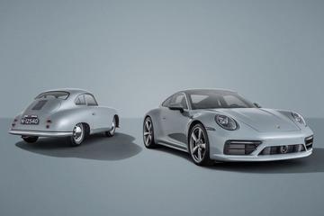 Speciale Porsche 911 met een lach en een traan