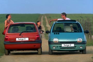 Renault Twingo I - Facelift Friday
