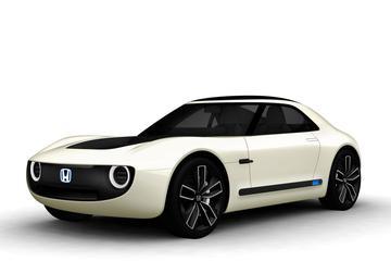 'Honda Sports EV Concept mogelijk toch in productie'