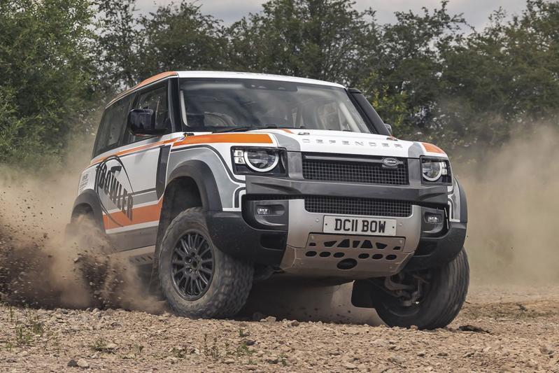 Bowler Motors Land Rover Defender
