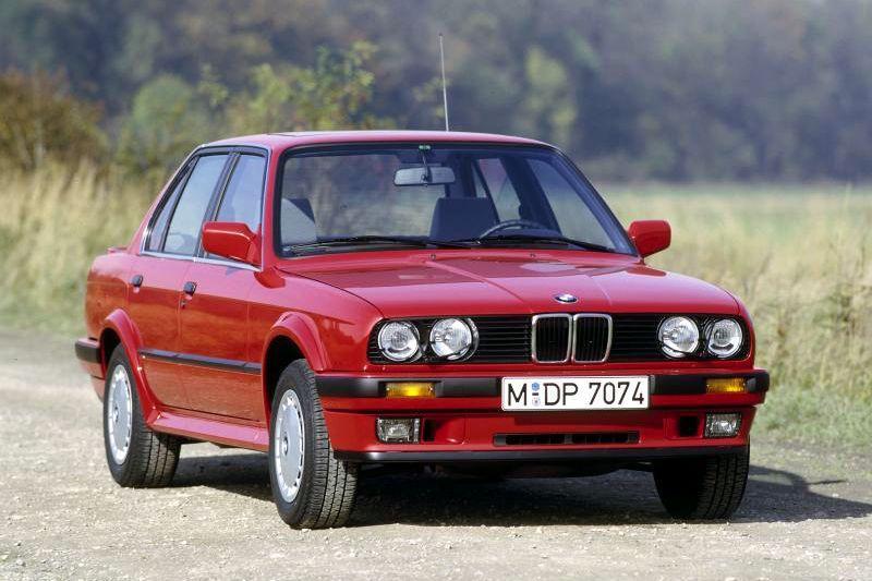 BMW 316 (1985)