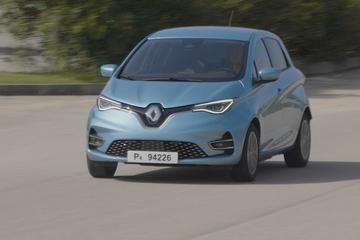 Renault Zoe - Rij-impressie