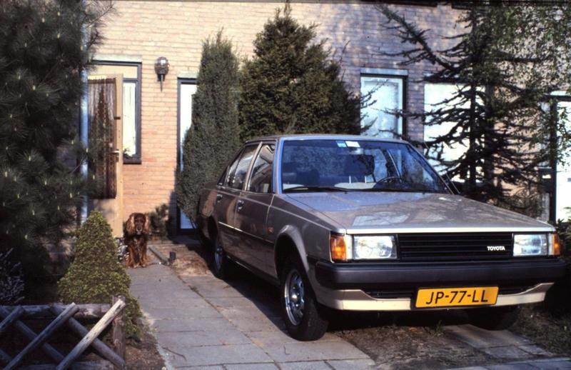 Toyota Carina 1.6 DX (1983)