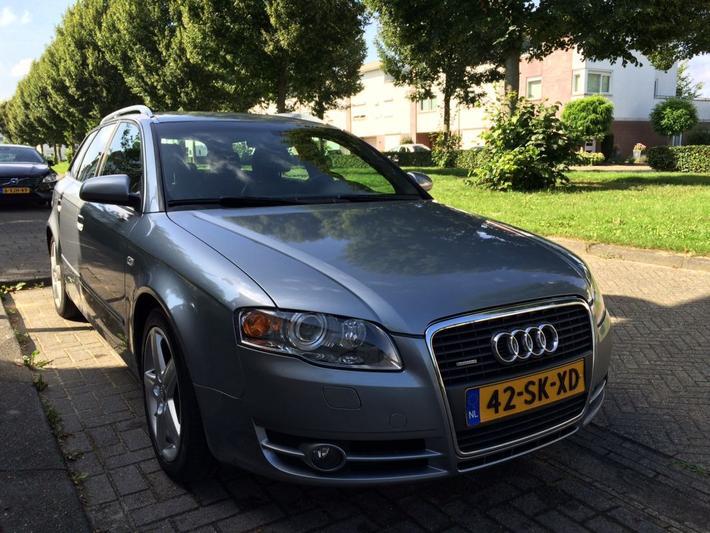Audi A4 Avant 2.0 T FSI quattro Pro Line (2006)