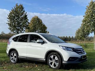 Honda CR-V 2.2 i-DTEC Lifestyle 4WD (2013)