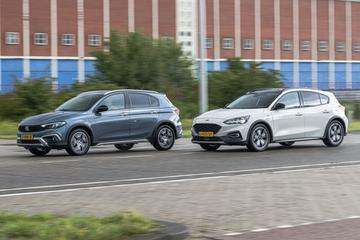 Fiat Tipo Cross – Ford Focus Active - Dubbeltest