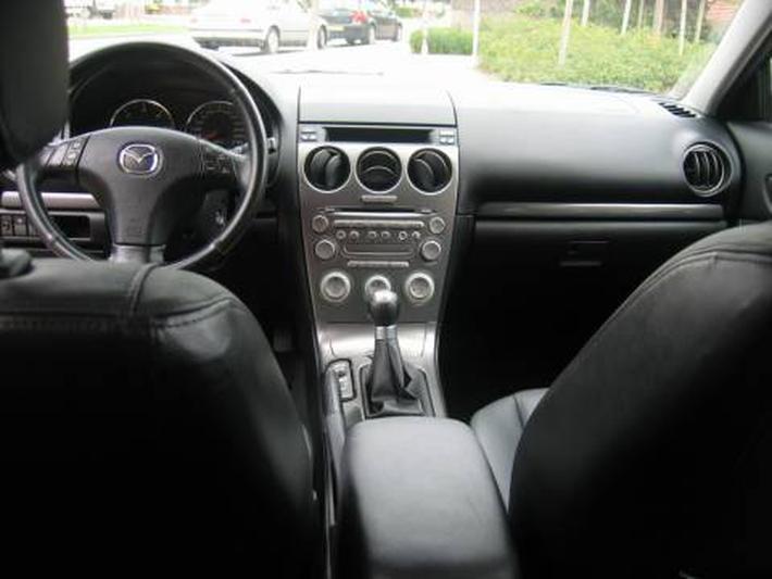Mazda 6 SportBreak 2.0 CiTD 136pk Executive (2003)