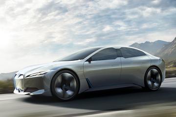 BMW maakt leasen i-Ready