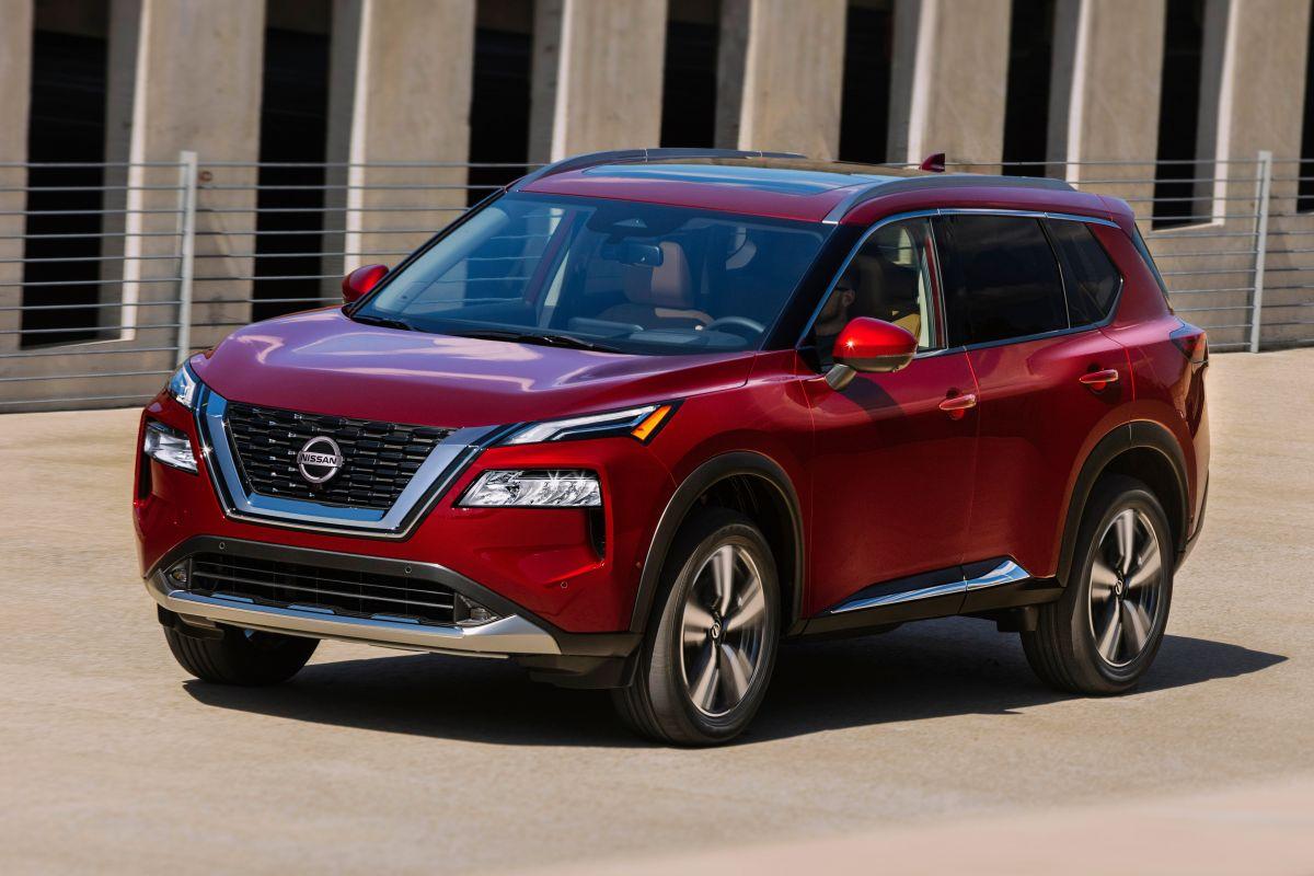 Nissan Rogue X-Trail 2020