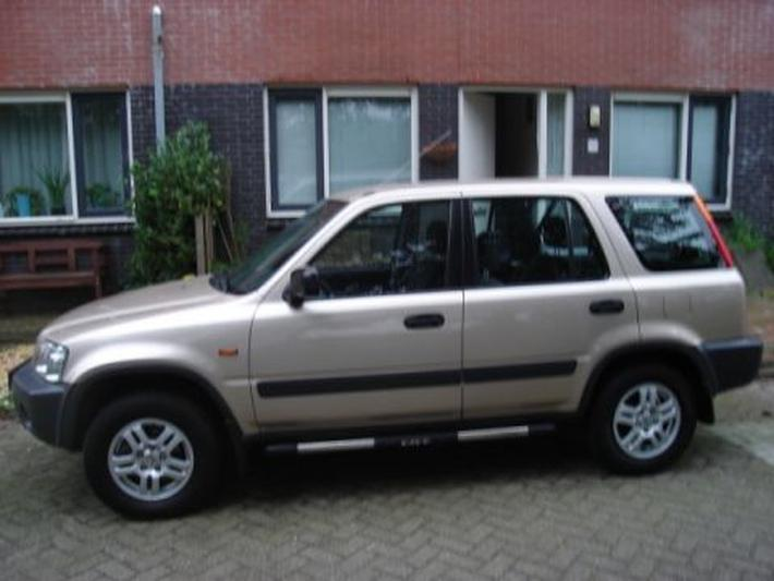 Honda CR-V 2.0i LS (2000)
