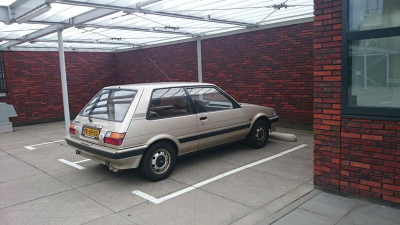 Toyota Corolla 1.3 DX (1986)