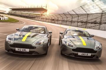 Aston Martin ontketent Vantage AMR