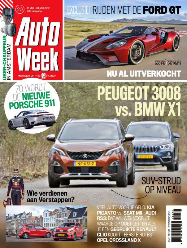 AutoWeek 20 2017
