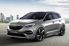 Irmscher stort zich op Opel Grandland X