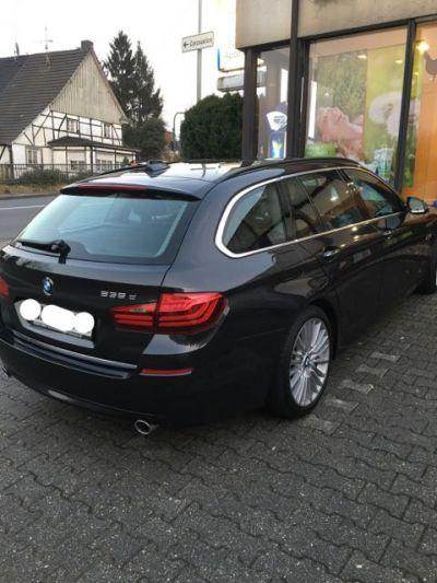 BMW 535d xDrive Touring High Executive (2015) review