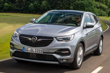 Opel Crossland X en Grandland X 1.5 CDTI