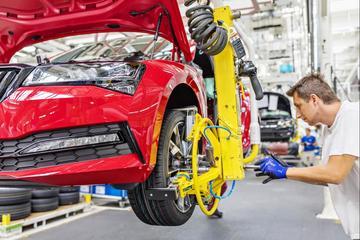 Skoda krijgt grotere productiecapaciteit