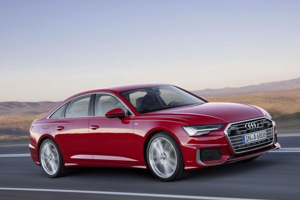 Nu officieel: nieuwe Audi A6