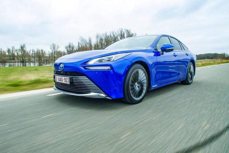 Test: Toyota Mirai