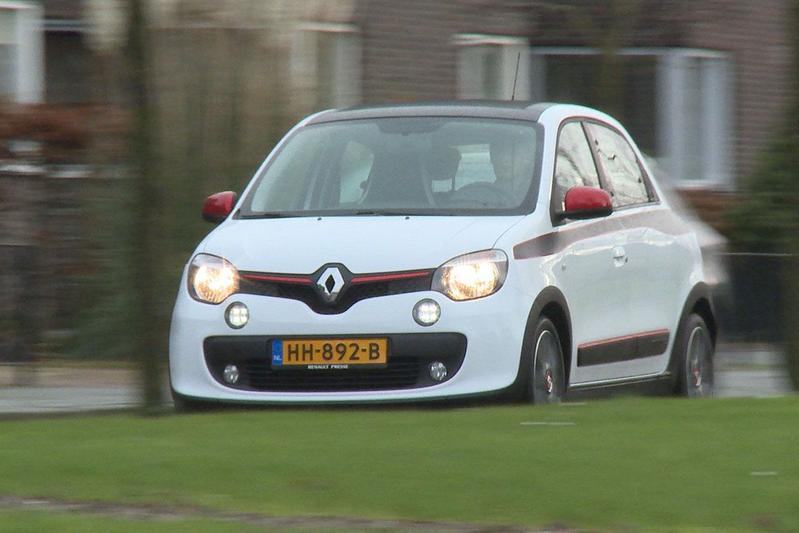 Rij-impressie - Renault Twingo EDC
