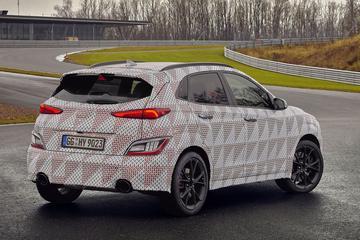 Hyundai laat sportieve Kona N uit