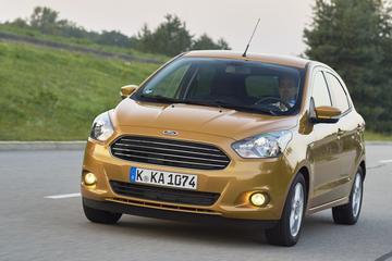 Gereden: Ford Ka+