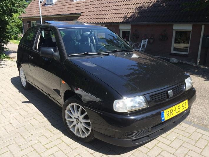 Seat Ibiza 1.6i S (1997)