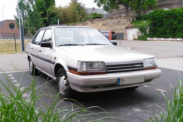 In het wild: Toyota Carina II