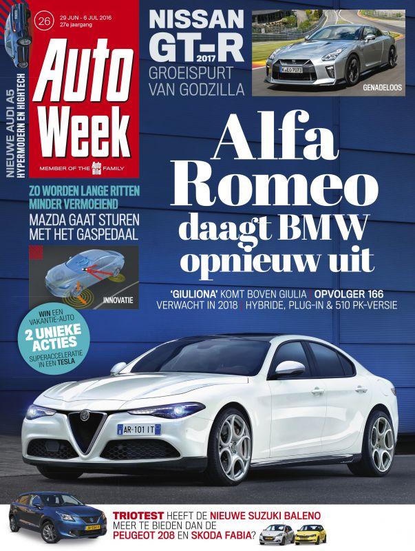 AutoWeek 26 2016