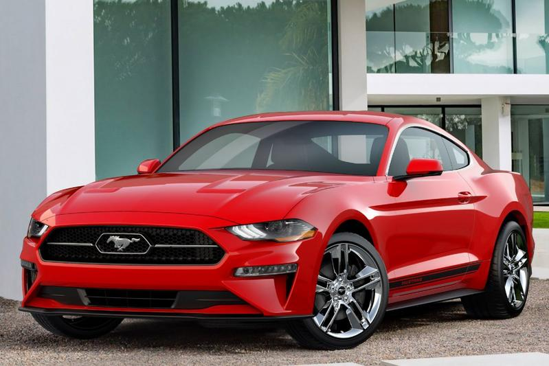 'Pony Package' voor Ford Mustang