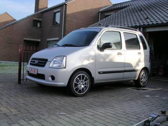 Suzuki Wagon R+ 1.3 GLX Diesel (2005)