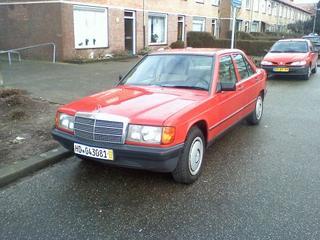 Mercedes-Benz 190 D (1986)