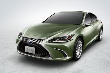 Lexus ES krijgt lithium-ion-accu in Japan